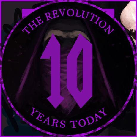 Killing the Eternal 10 years anniversary