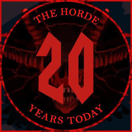 The Crusher 20 years anniversary