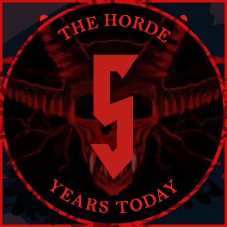 The Great White 5 years anniversary
