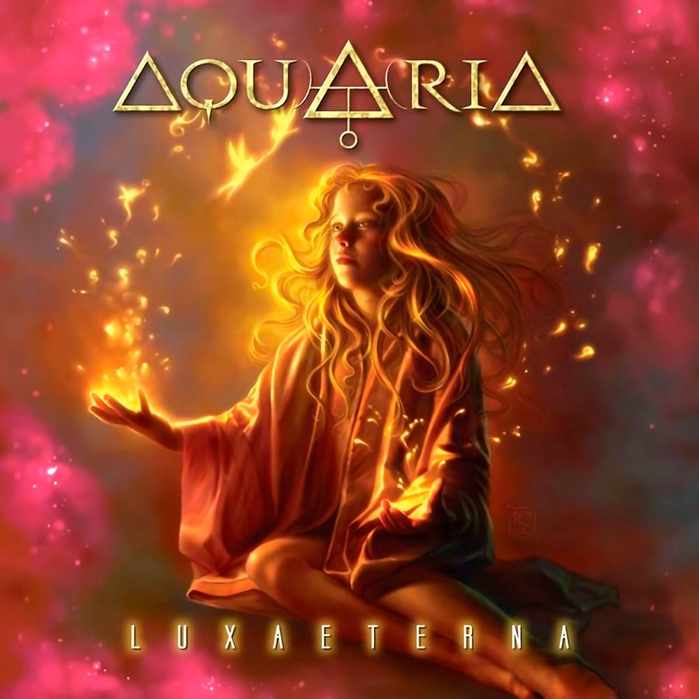 Aquaria - Luxaeterna (2005) Cover