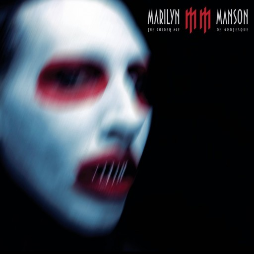 Marilyn Manson - The Golden Age of Grotesque 2003