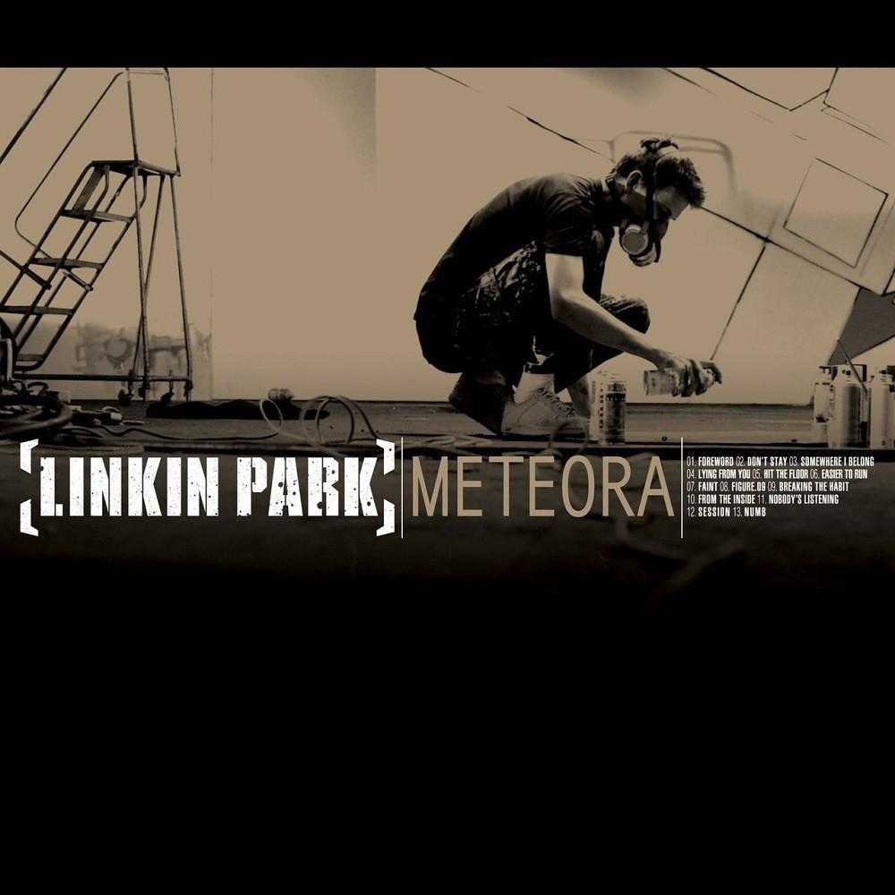 Linkin Park - Meteora (2003) Cover