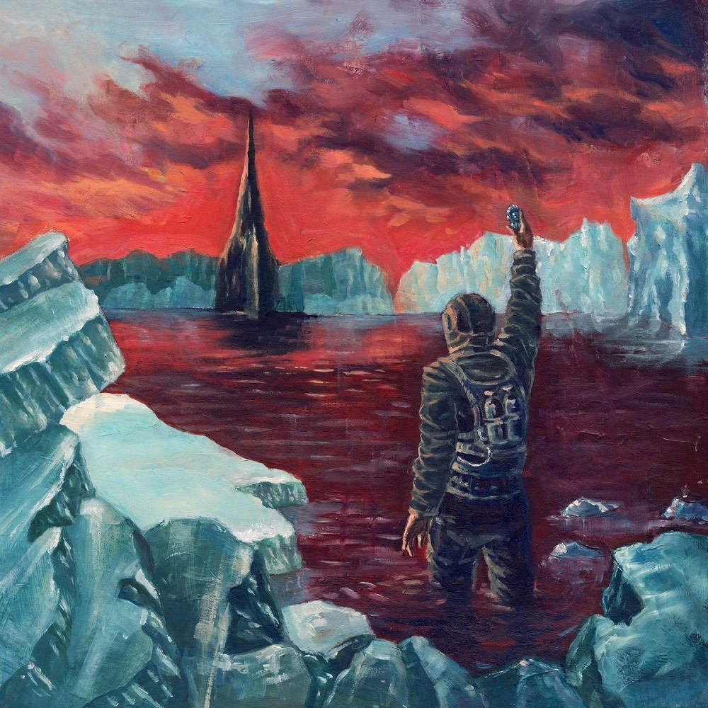The Hall of Judgement: Cryptic Shift - Visitations From Enceladus Cover