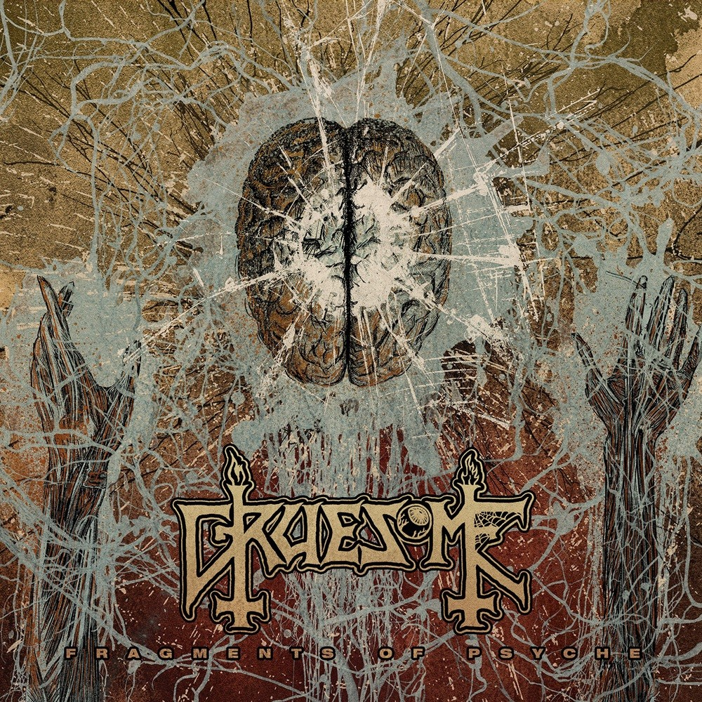 Gruesome - Fragments of Psyche (2017) Cover
