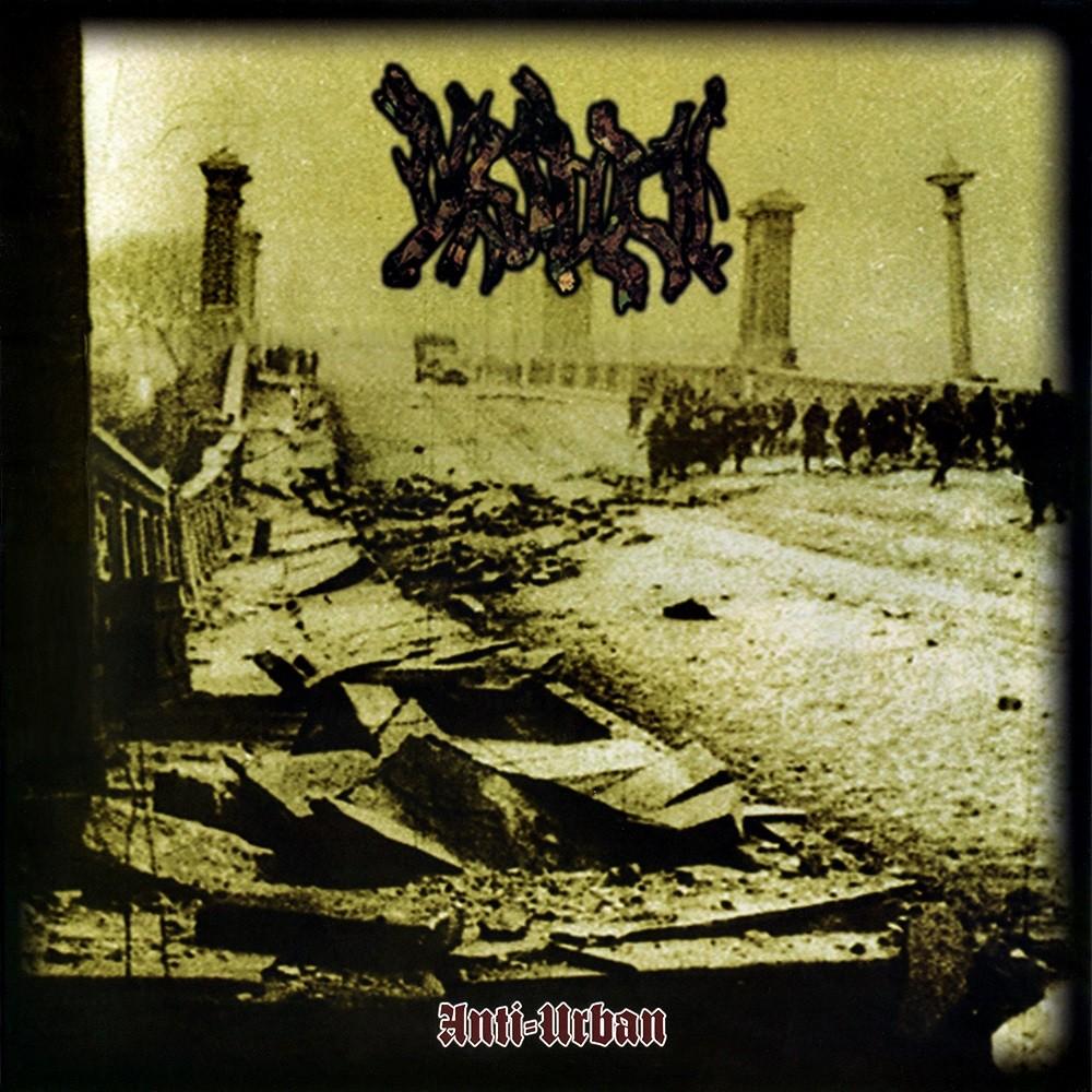 Drudkh - Anti-Urban (2007) Cover