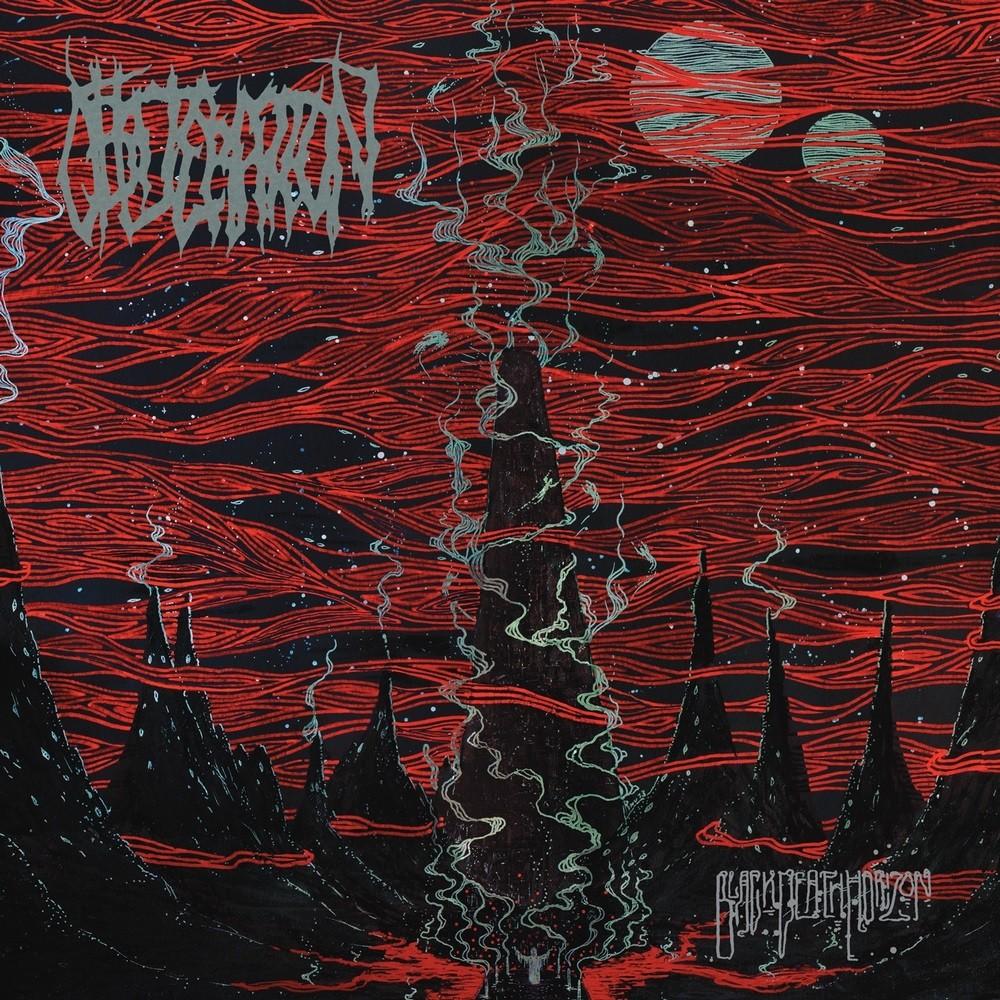 Obliteration - Black Death Horizon (2013) Cover