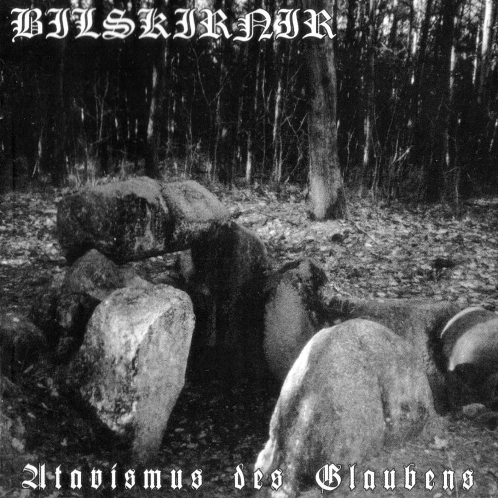 Bilskirnir - Atavismus des Glaubens (2003) Cover