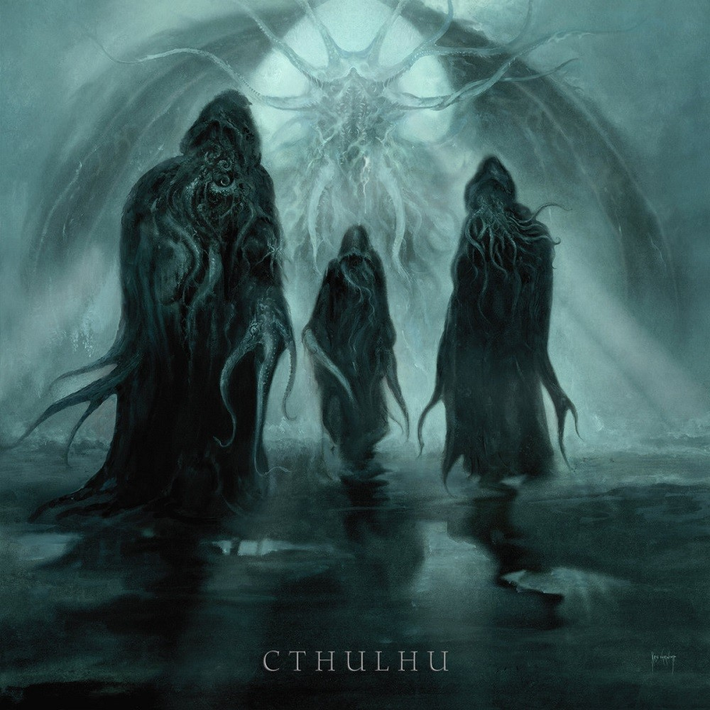 Ceremonial Castings - Cthulhu (2014) Cover