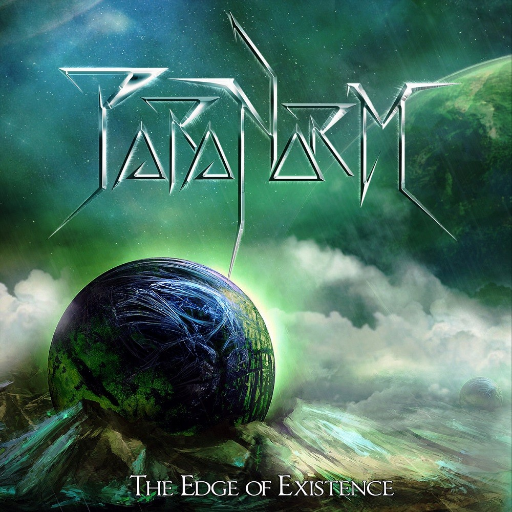 Paranorm - The Edge of Existence (2014) Cover