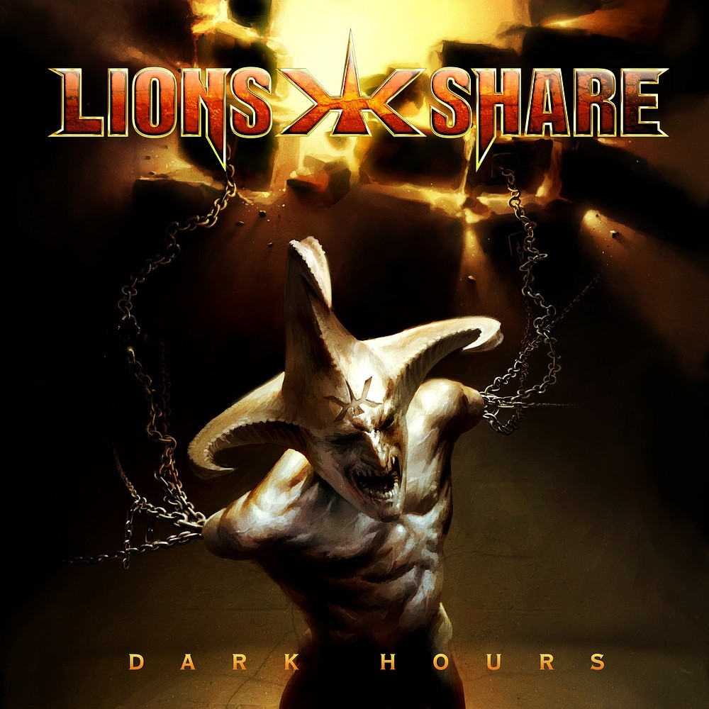 Lion's Share - Dark Hours (2009) Cover