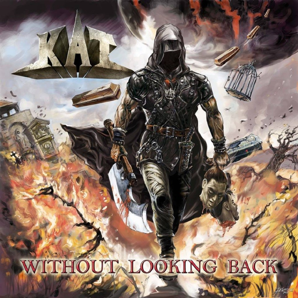 KAT - Without Looking Back (2019) Cover