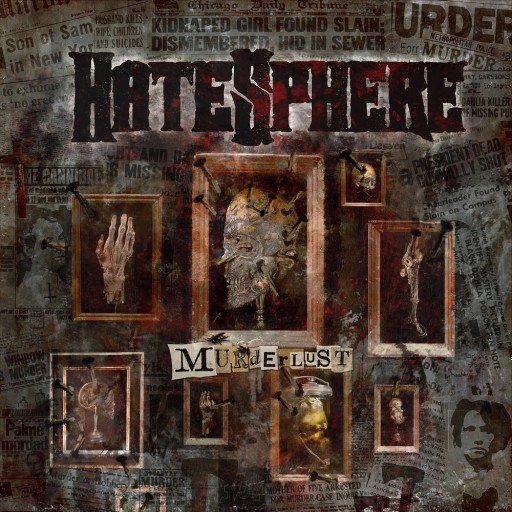 Hatesphere - Murderlust 2013