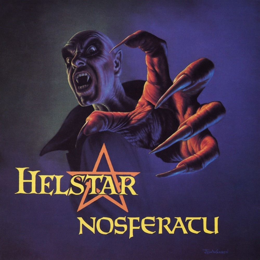 Helstar - Nosferatu (1989) Cover
