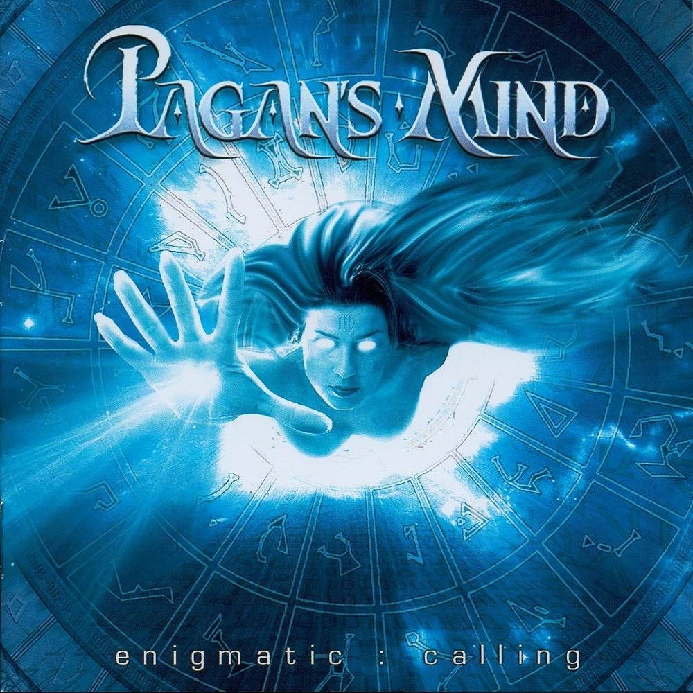 Pagan's Mind - Enigmatic: Calling (2005) Cover