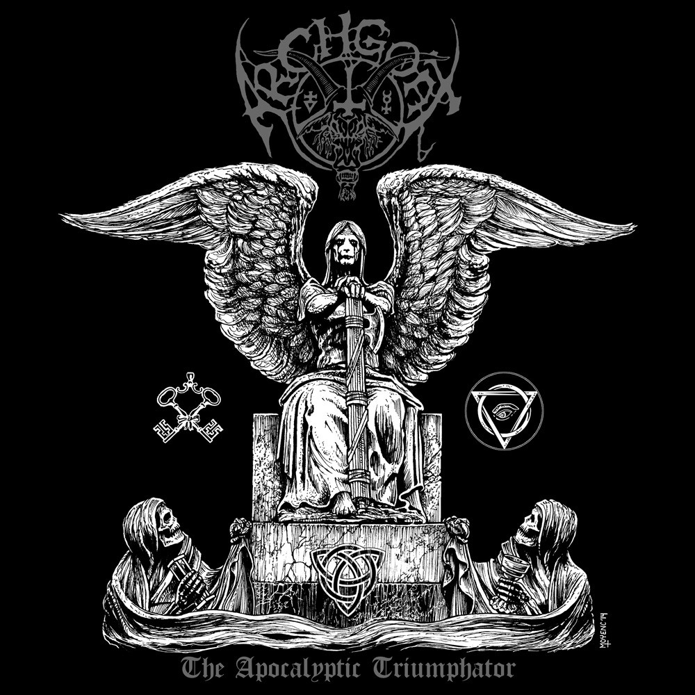 Archgoat - The Apocalyptic Triumphator (2015) Cover