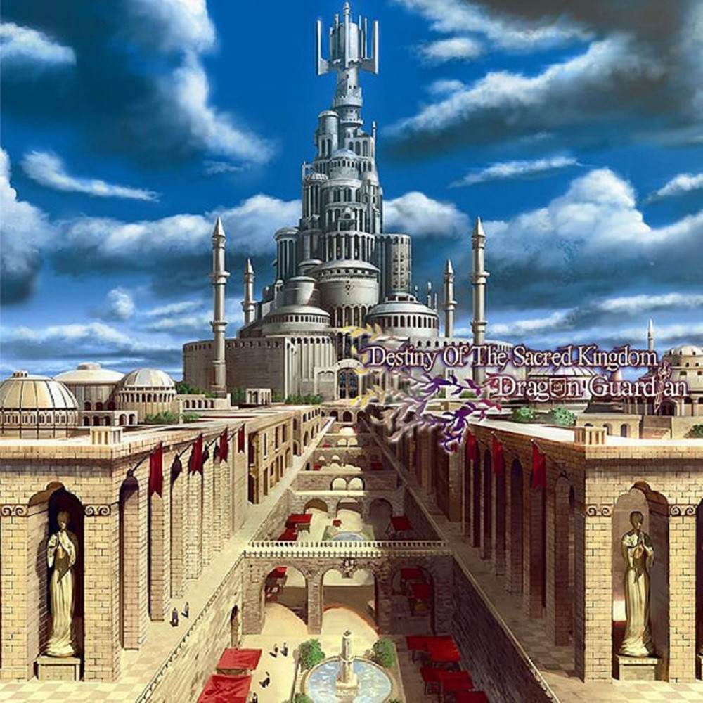Dragon Guardian - Destiny of the Sacred Kingdom (2011) Cover