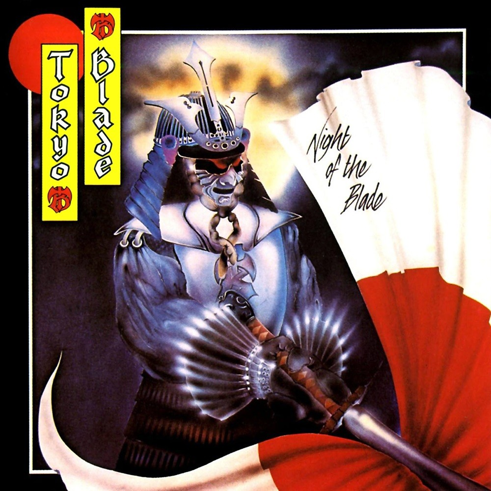 Tokyo Blade - Night of the Blade (1984) Cover