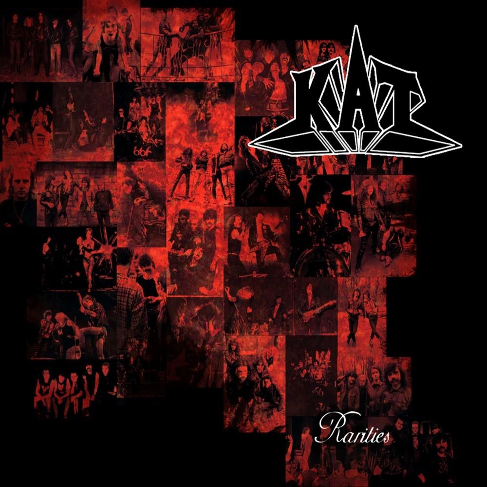 KAT - Rarities (2013) Cover