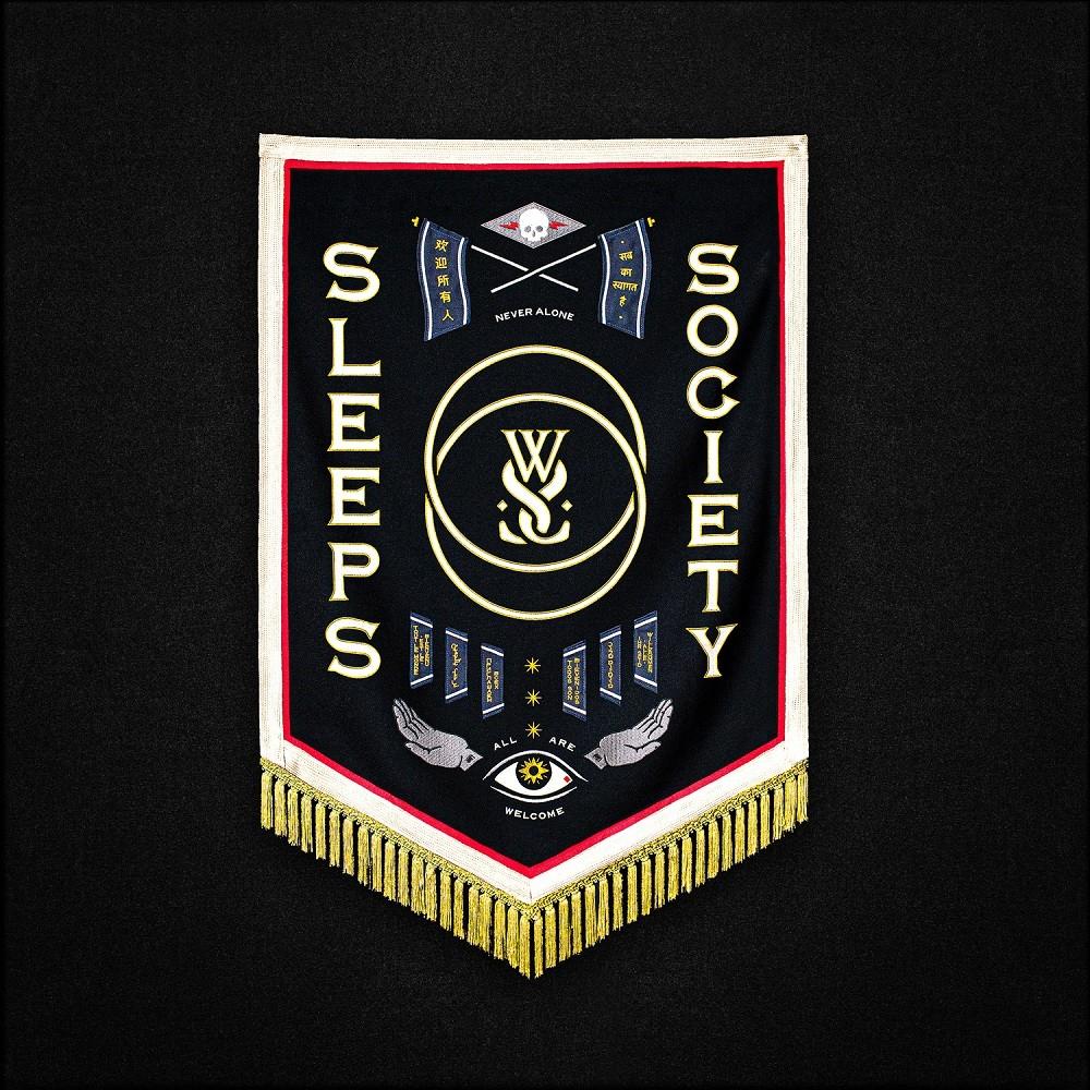 While She Sleeps - Sleeps Society (2021) Cover