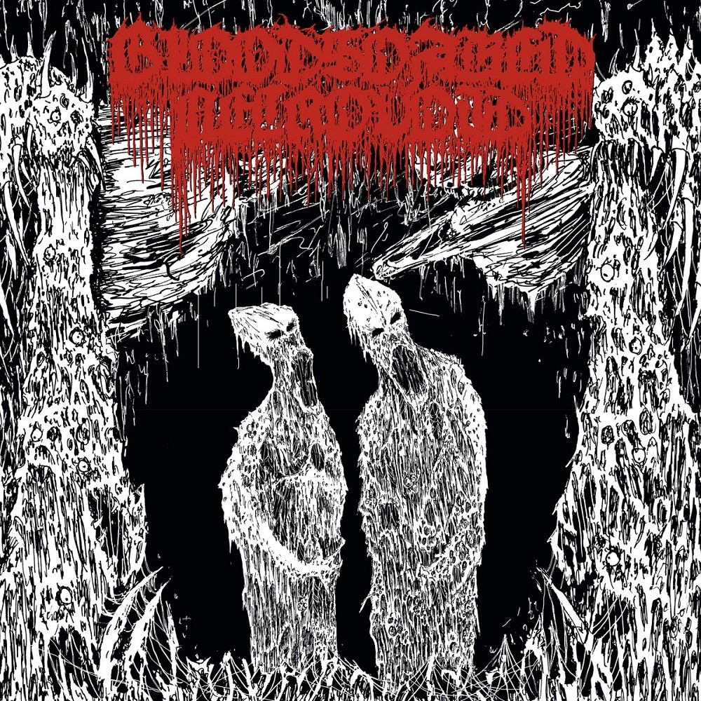 Bloodsoaked Necrovoid - The Apocryphal Paths of the Ancient 8th Vitriolic Transcendence (2019) Cover