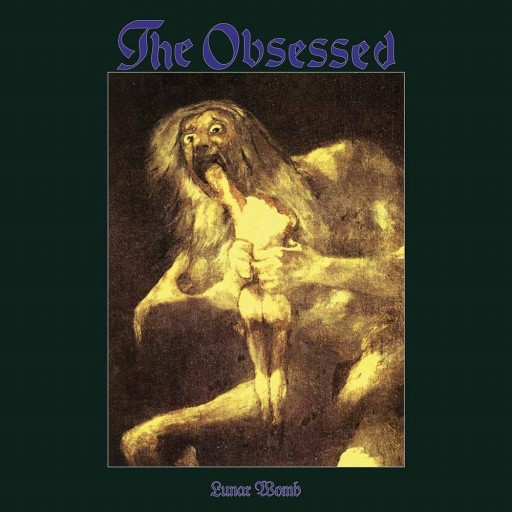 Obsessed, The - Lunar Womb 1991