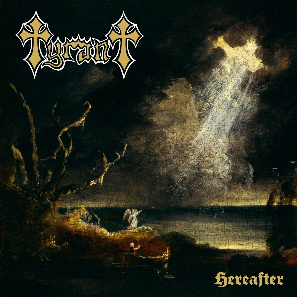 Tyrant - Hereafter (2020) Cover