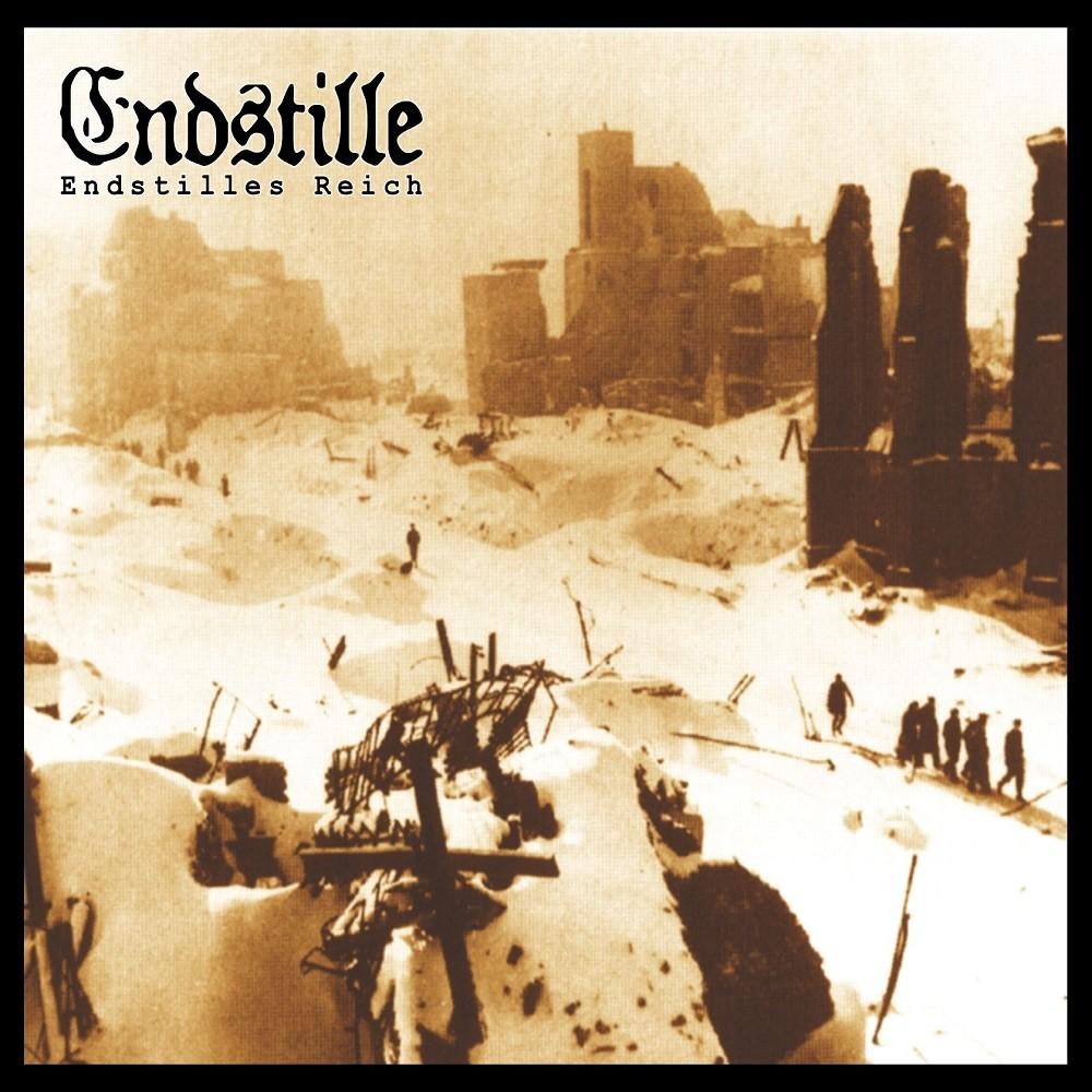 Endstille - Endstilles Reich (2007) Cover