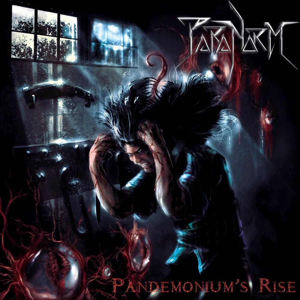 Paranorm - Pandemonium's Rise (2011) Cover