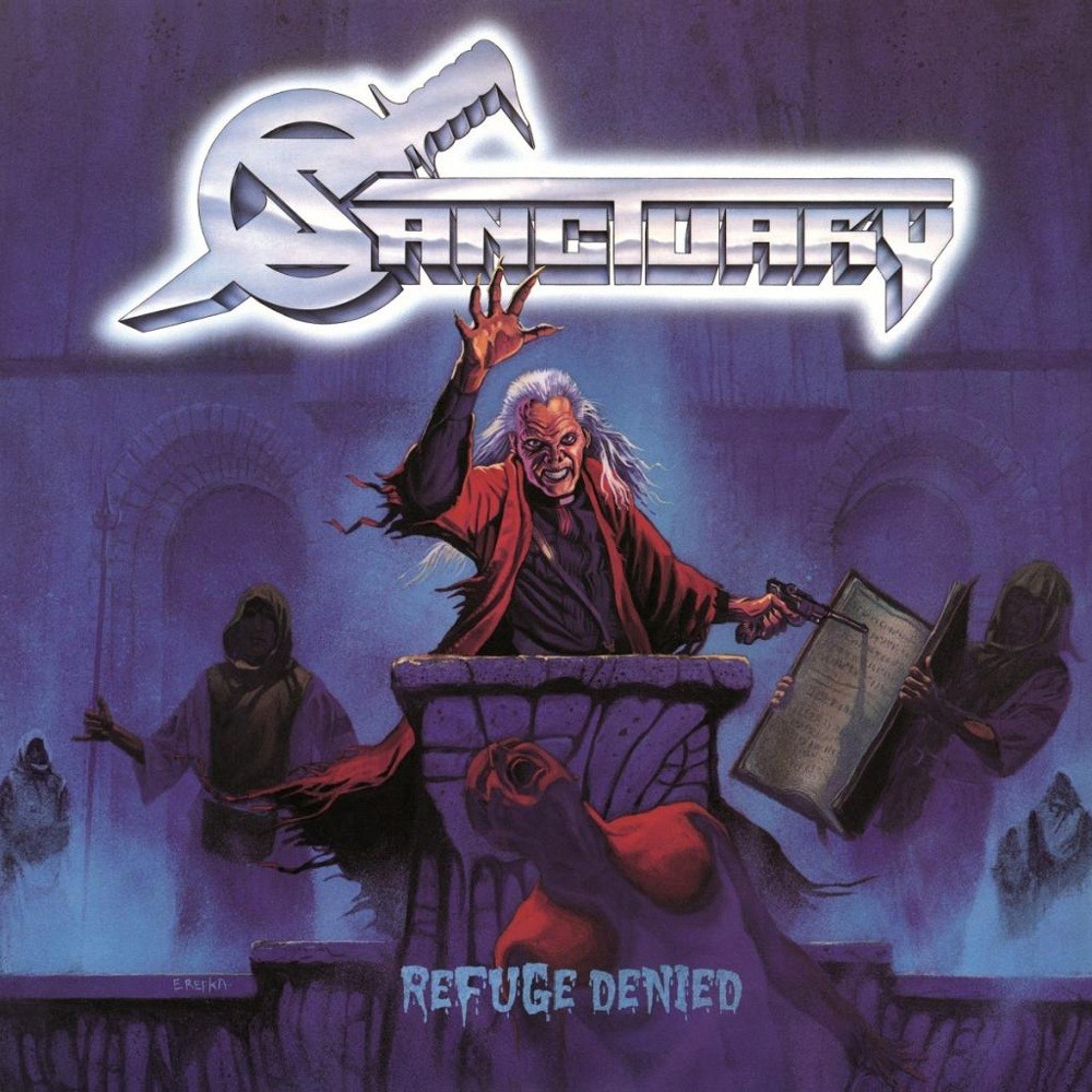 The Hall of Judgement: Sanctuary - Refuge Denied Cover
