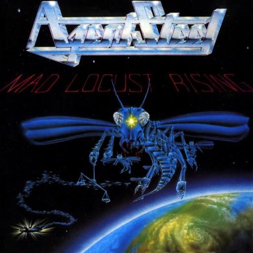 Agent Steel - Mad Locust Rising 1986