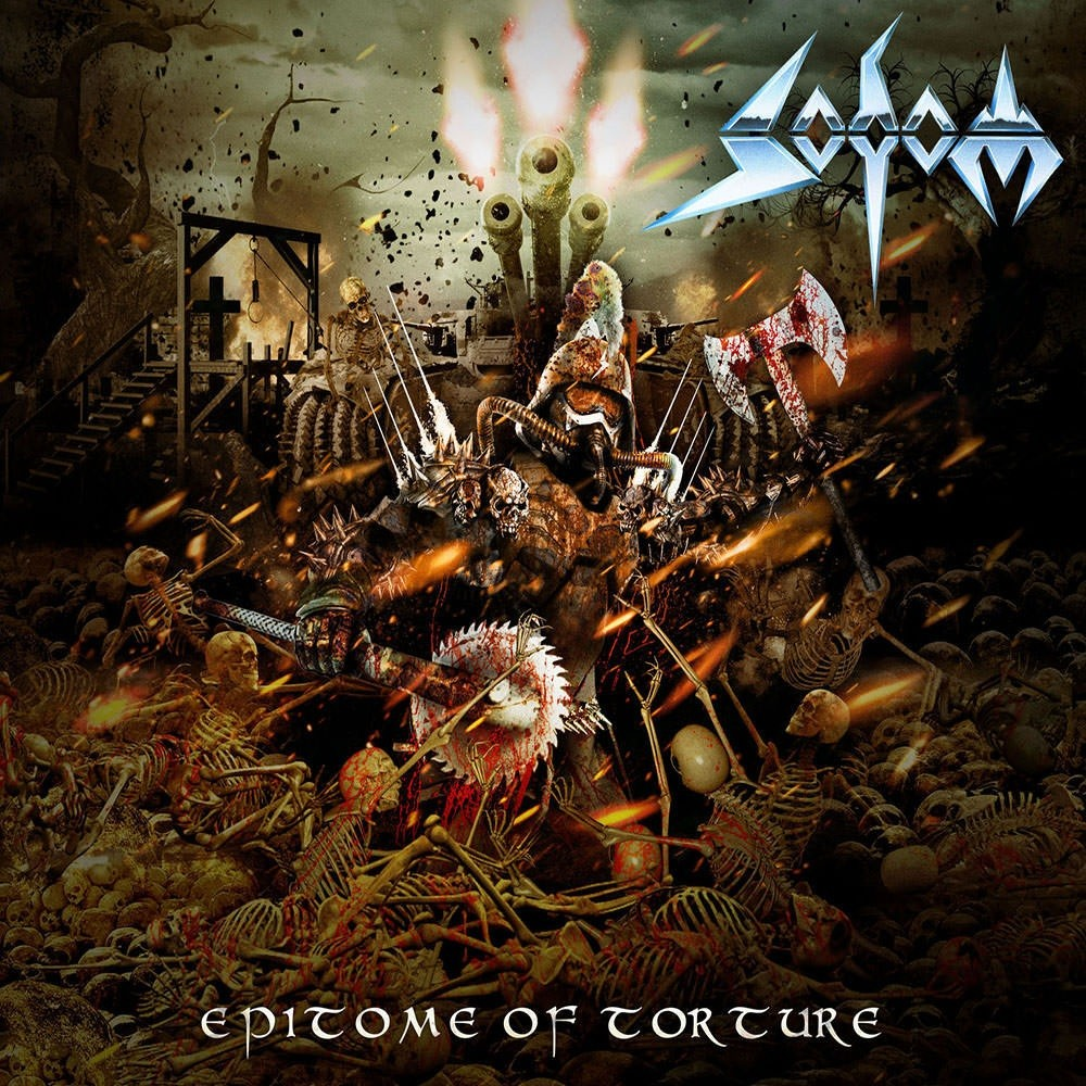 Sodom - Epitome of Torture (2013) Cover