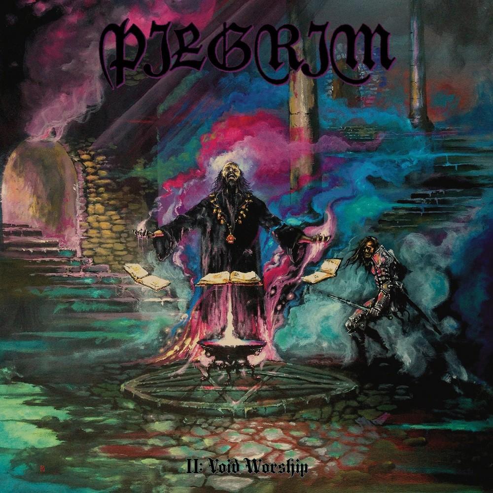 Pilgrim - II: Void Worship (2014) Cover