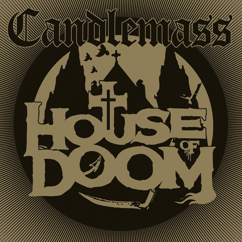 Candlemass - House of Doom (2018) Cover