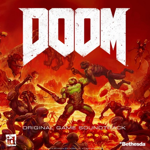 Mick Gordon - DOOM (Original Game Soundtrack) 2016