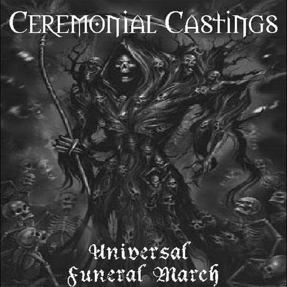 Ceremonial Castings - Universal Funeral March (2003) Cover