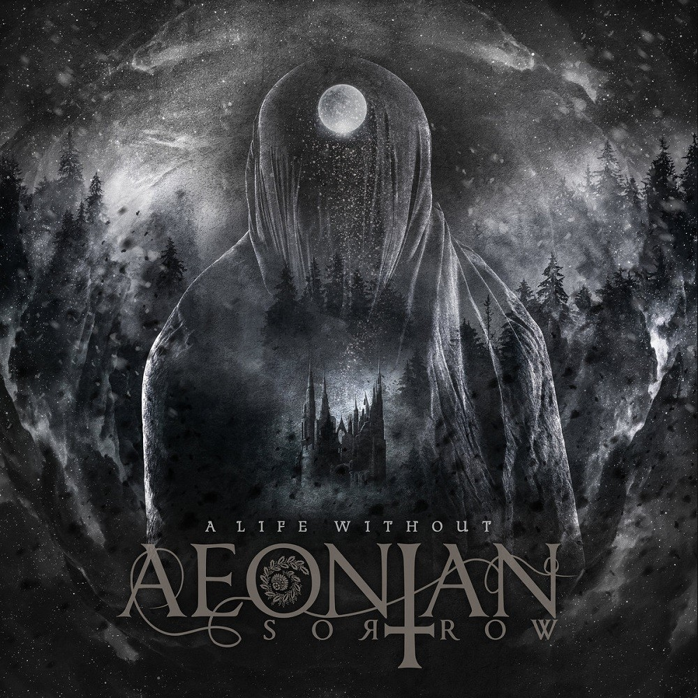 Aeonian Sorrow - A Life Without (2020) Cover