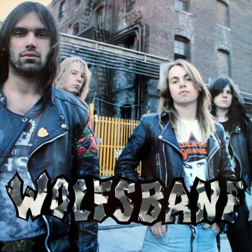 Wolfsbane - Live Fast, Die Fast 1989