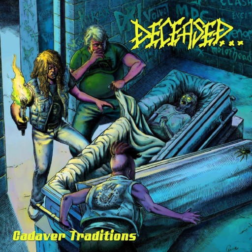 Deceased... - Cadaver Traditions 2015