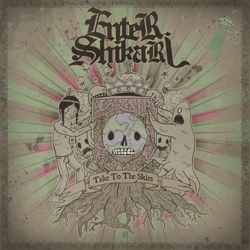Enter Shikari - Take to the Skies 2007