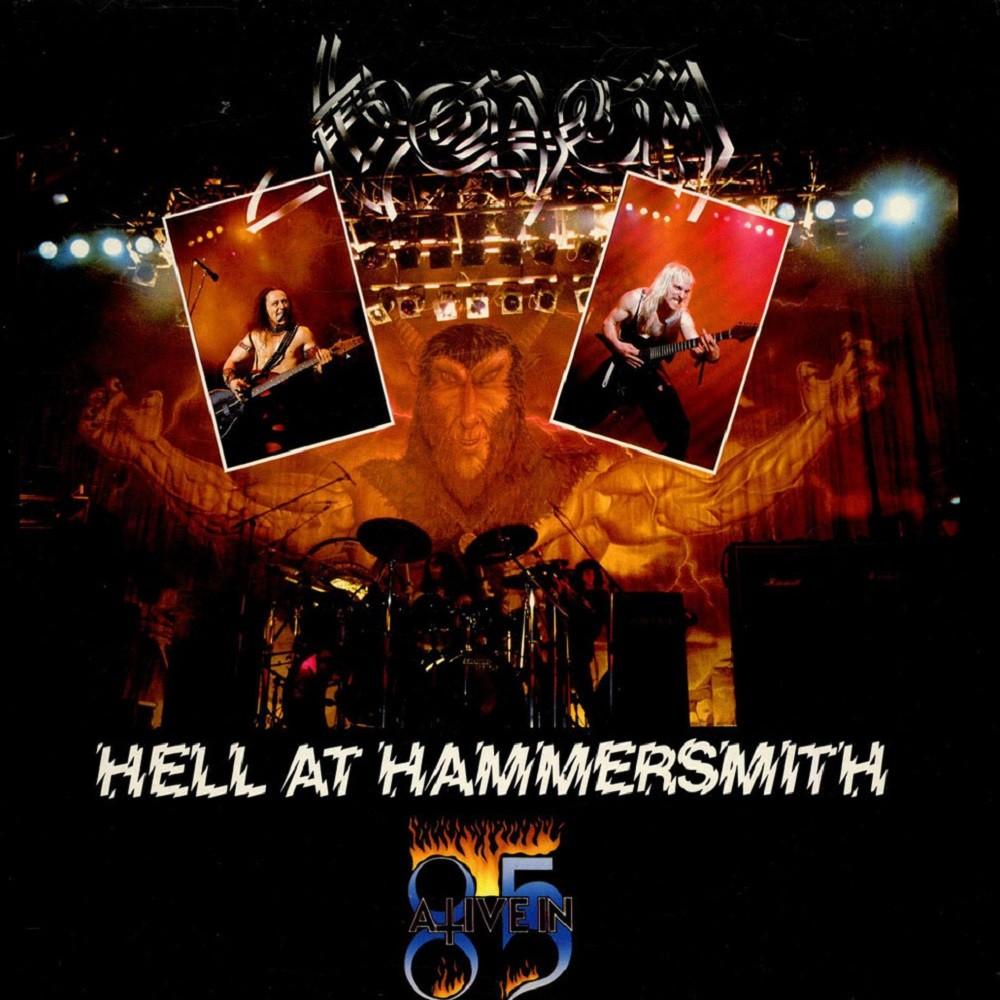 Venom - Hell at Hammersmith (1985) Cover