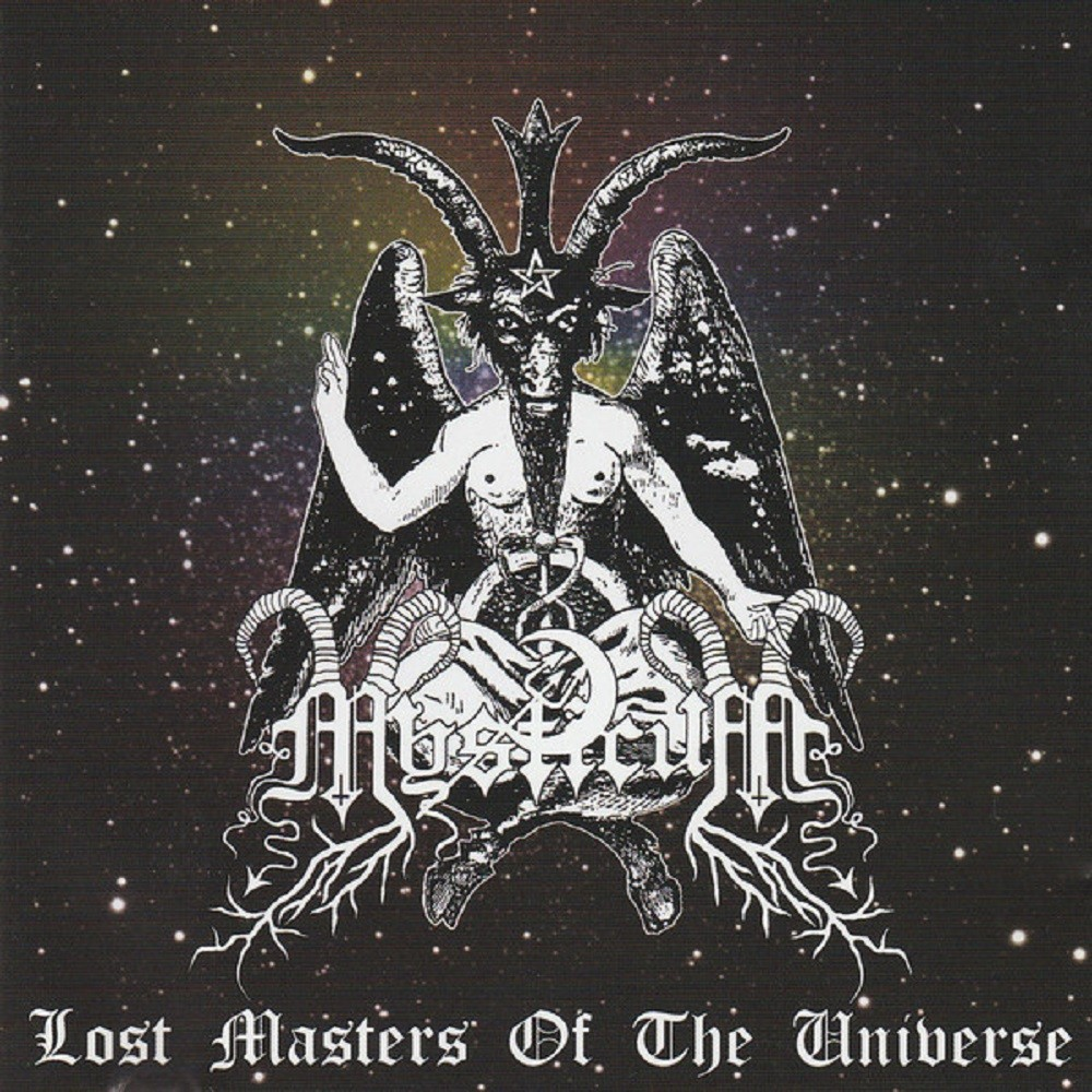 Mysticum - Lost Masters of the Universe (2004) Cover