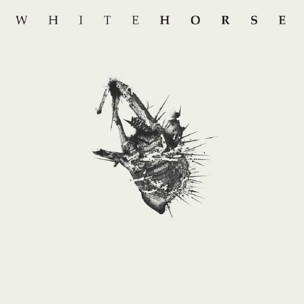 Whitehorse - Fire to Light the Way / Everything Ablaze (2006) Cover