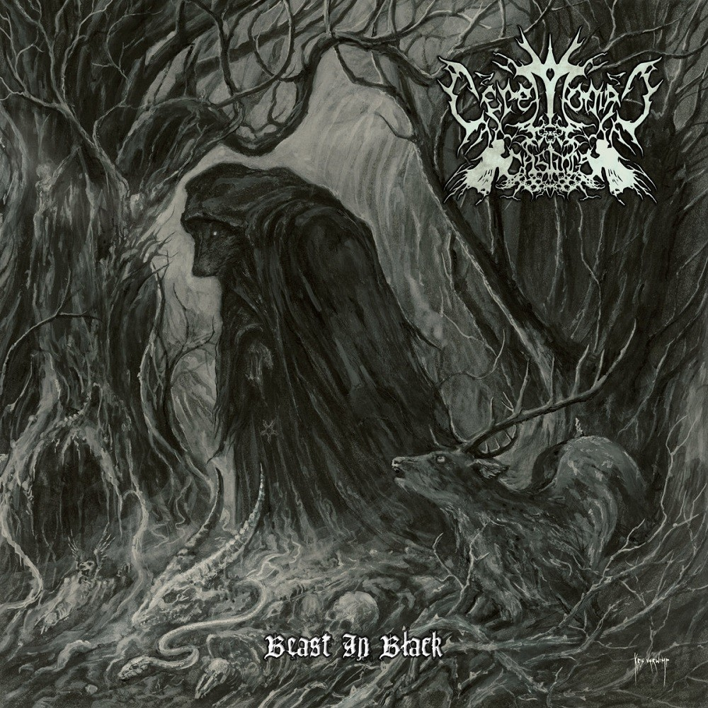 Ceremonial Castings - Beast in Black (2010) Cover