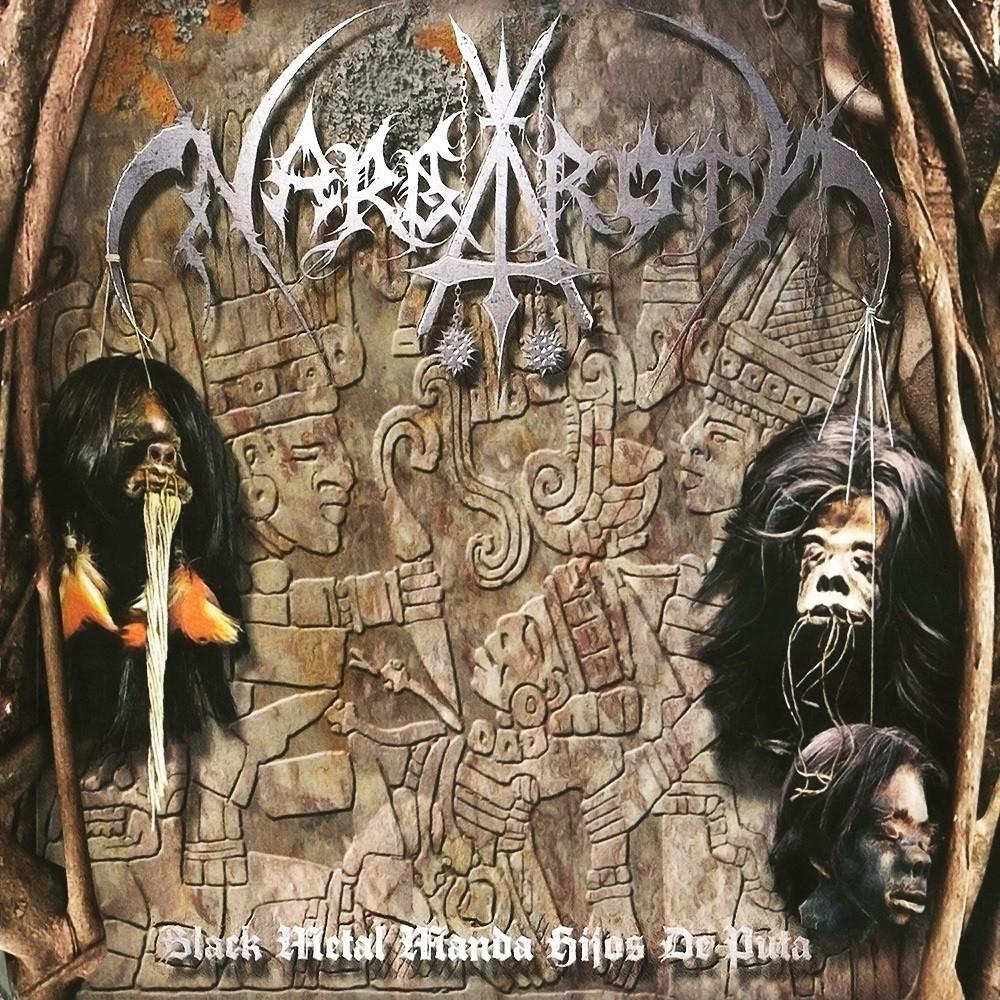 Nargaroth - Black Metal manda hijos de puta (2012) Cover