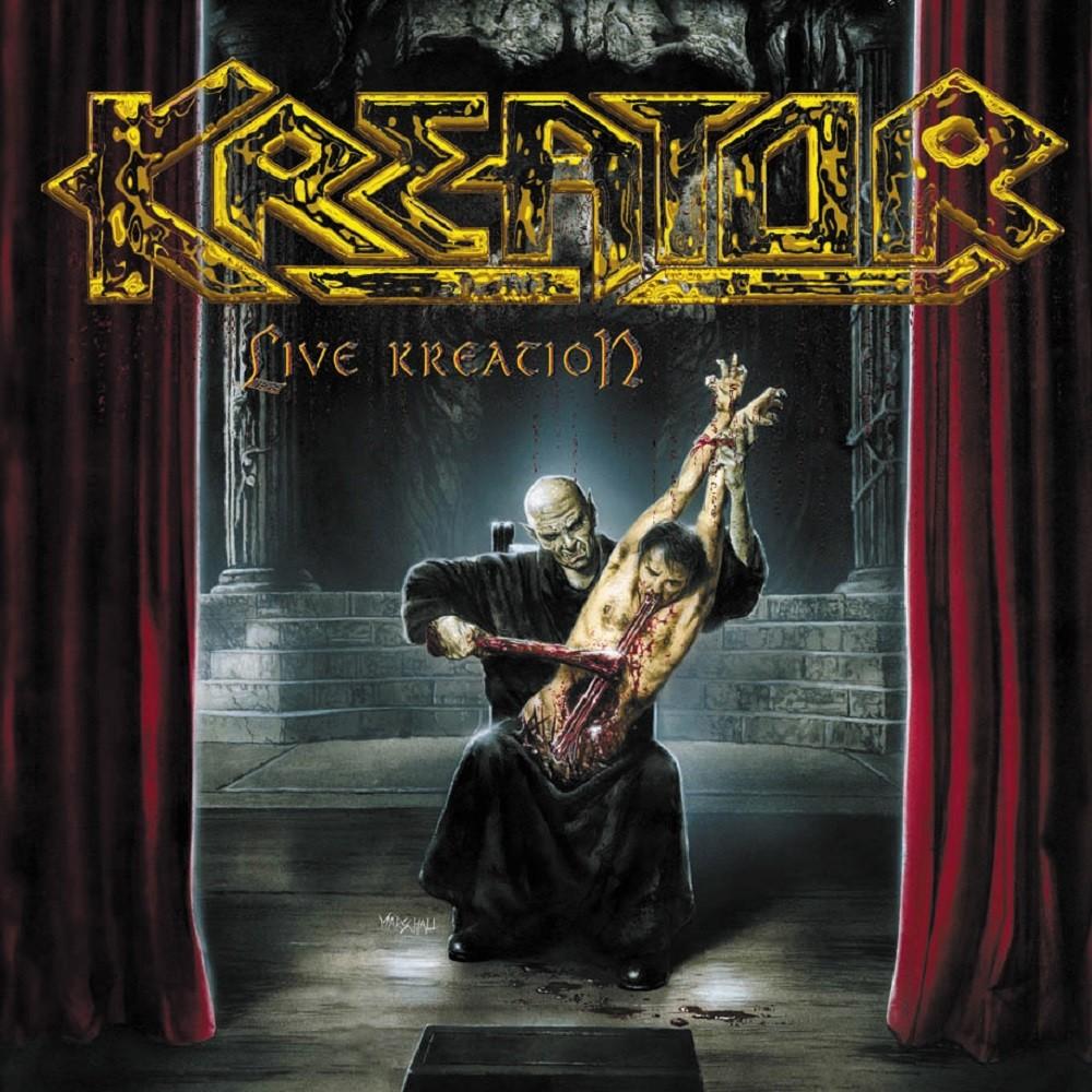 Kreator - Live Kreation (2003) Cover