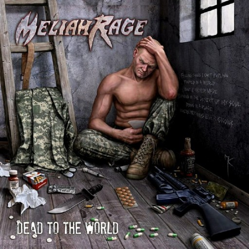 Meliah Rage - Dead to the World 2011