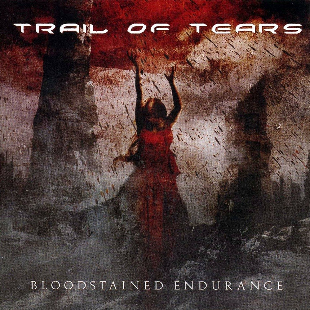 Trail of Tears - Bloodstained Endurance (2009) Cover