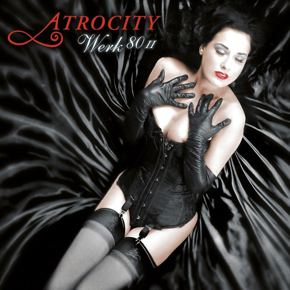 Atrocity (GER) - Werk 80 II (2008) Cover