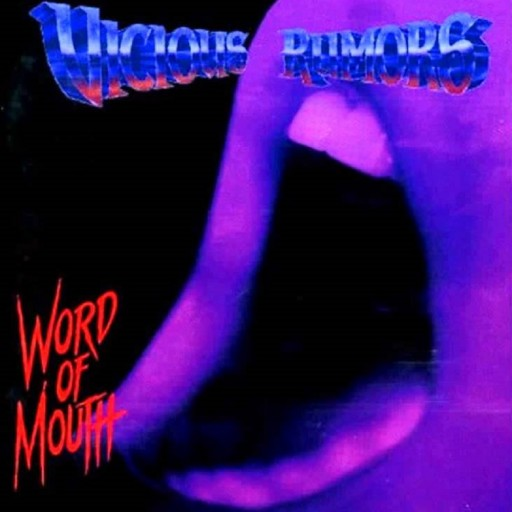 Vicious Rumors - Word of Mouth 1994