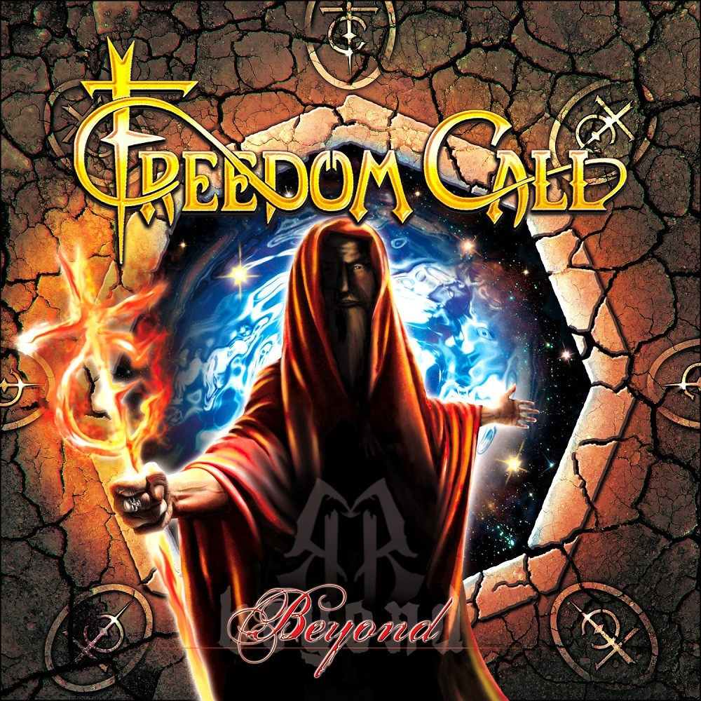 Freedom Call - Beyond (2014) Cover